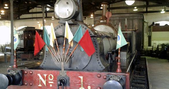 Museu do Trem – Ana Luisa Oliveira